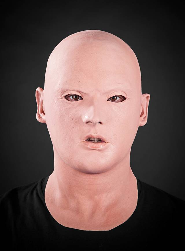 Max Mustermann Maske aus Schaumlatex - max-mustermann-maske-aus-schaumlatex--mw-117345-1