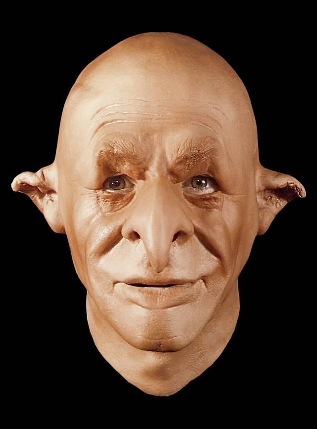 Méchant Masque en mousse de latex