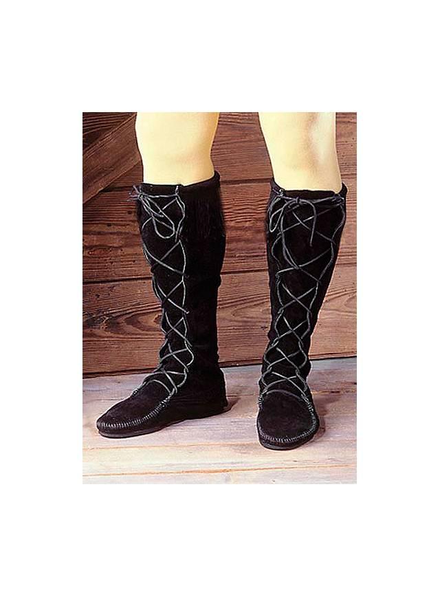 Medieval Boots black