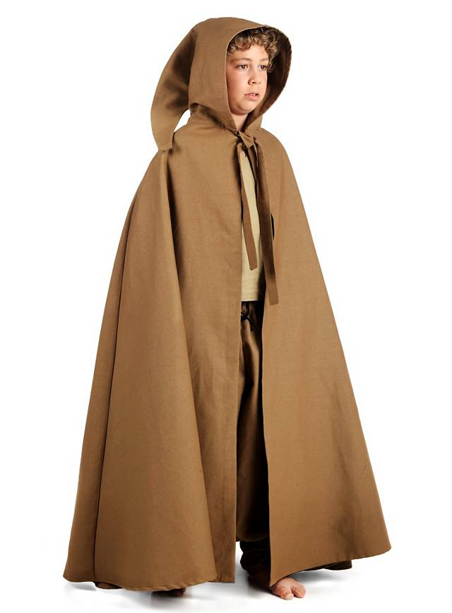 Medieval Cape brown for Kids