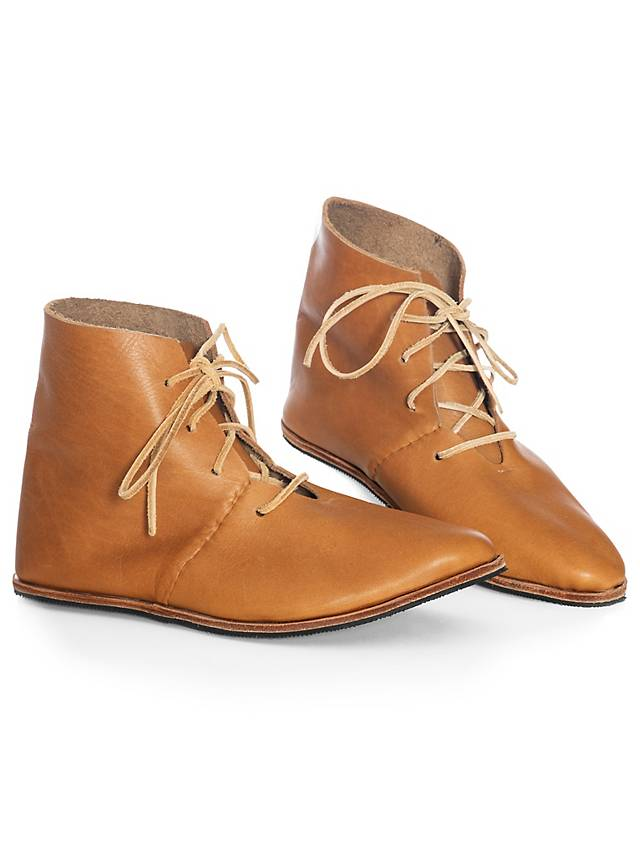 Medieval half boot with lacing - Radebrecht