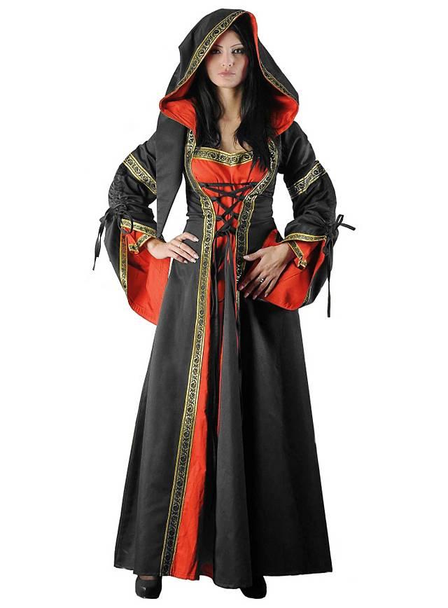Medieval Sorceress Costume
