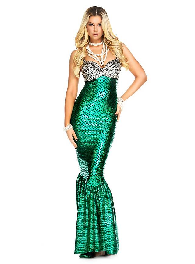 Mermaid Cocktail Dress