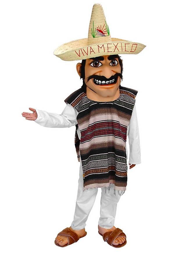 Mexican Mascot