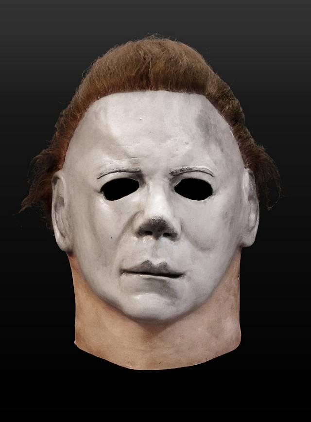 Michael Myers Halloween II latex mask - maskworld.com