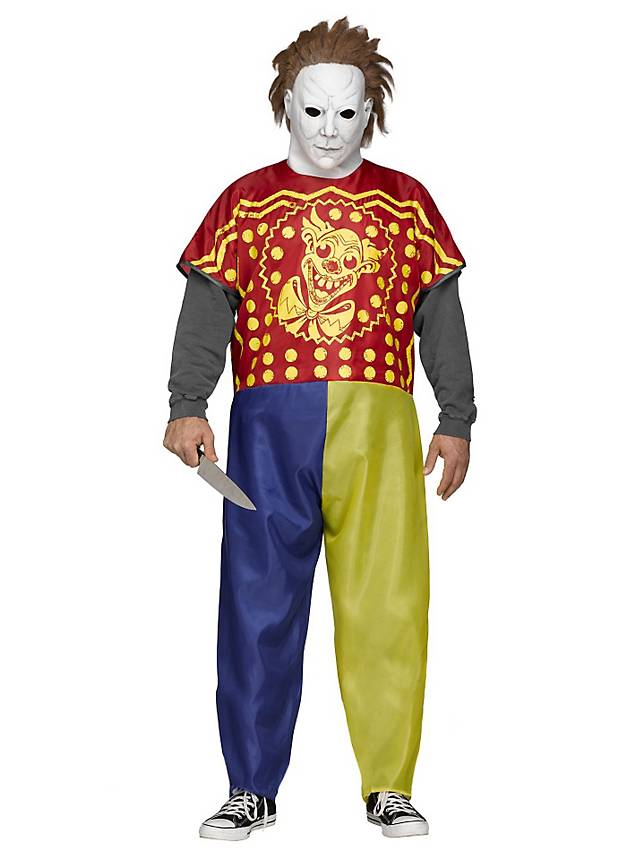 Michael Myers Kostüm Clown