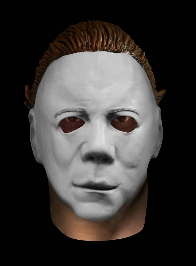 Michael Myers Maske aus Latex