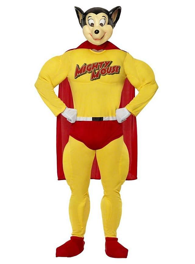 Mighty Mouse Kostüm