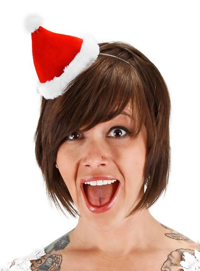 Mini bonnet de Noël