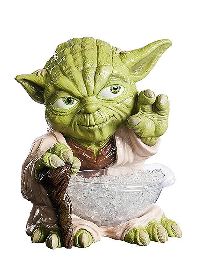 Mini présentoir à friandises Yoda