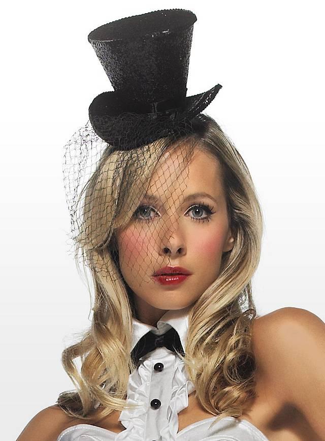 Mini Top Hat black