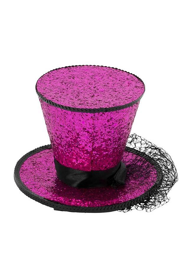 Mini Top Hat pink