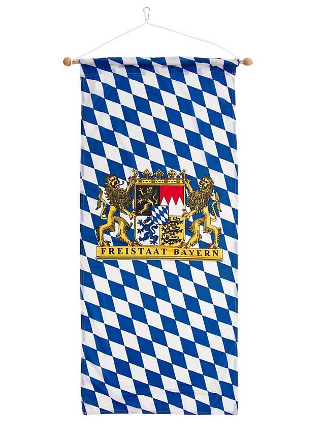 Minibanner Freistaat Bayern