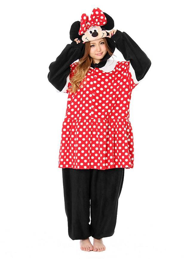 e5f079bf3460 Minnie Mouse Kigurumi costume - maskworld.com
