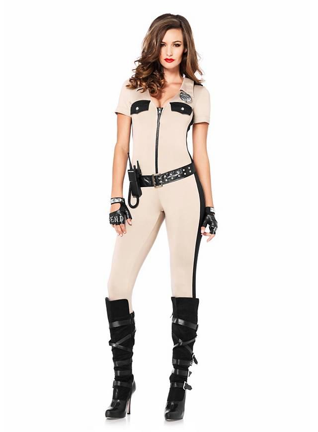 Miss Deputy Kostüm