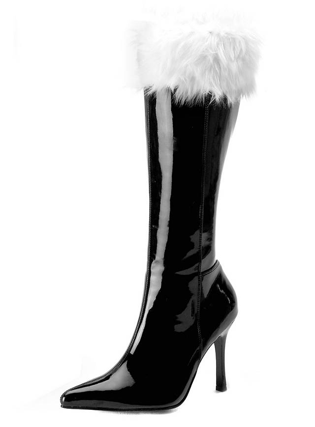 Miss Santa Boots