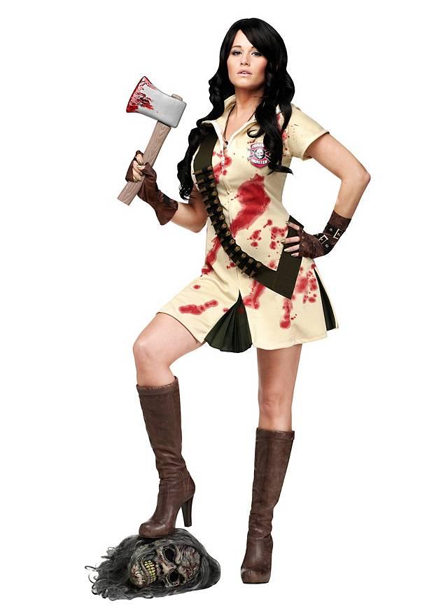 miss zombie j ger kost m. Black Bedroom Furniture Sets. Home Design Ideas
