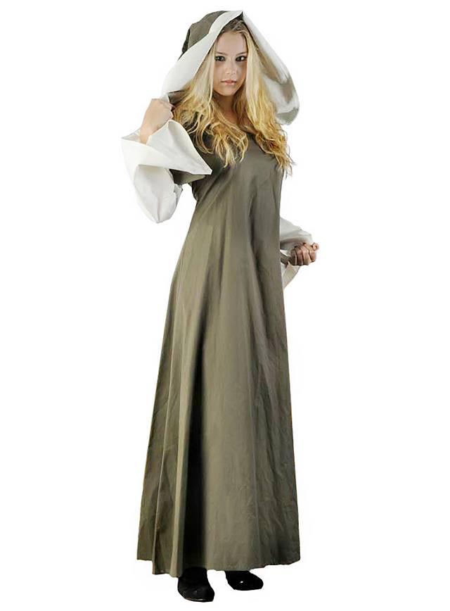Mittelalterliche Bürgerstochter Kostüm