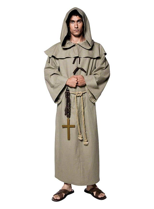 Mönch Bruder Tuck Kostüm