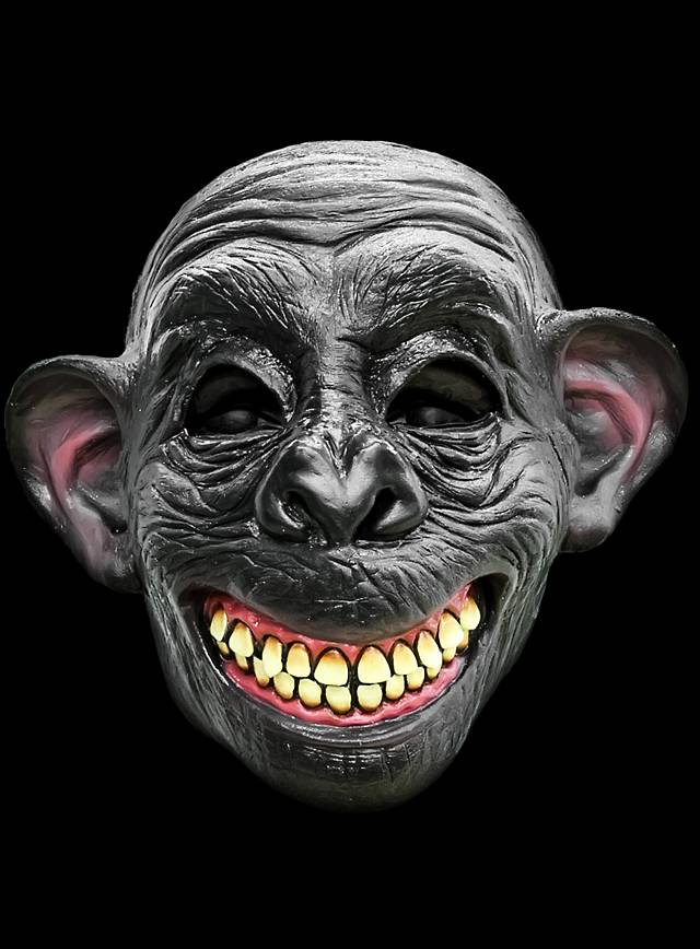 Real Magic Wands Monkey Horror Mask mad...