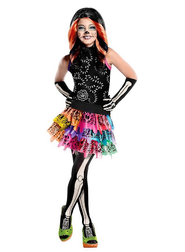 Monster High Skelita Calaveras Kinderkostüm