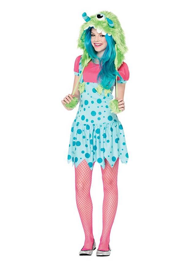 Monster Mädchen  Kostüm für Jugendliche