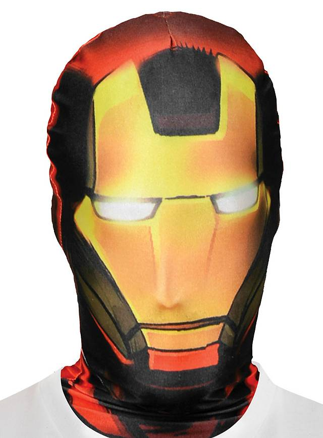 MorphMask Iron Man