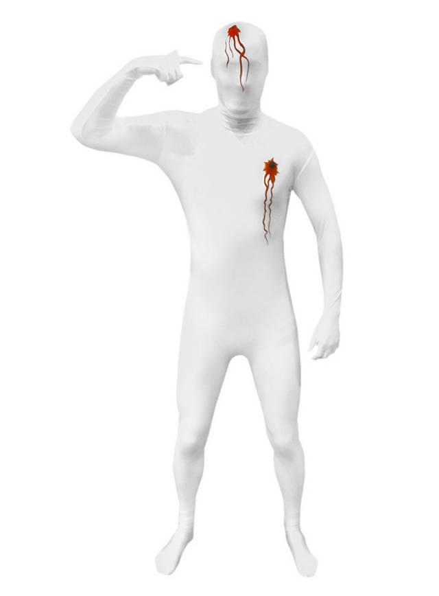 Morphsuit blessures par balle Déguisement intégral