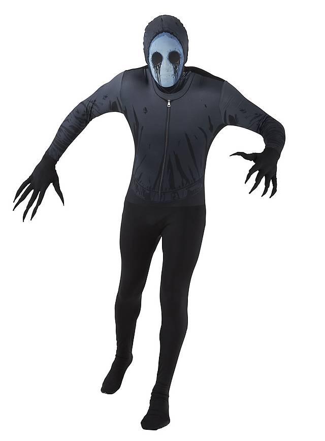 Morphsuit Eyeless Jack Ganzkörperkostüm