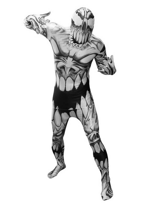 Morphsuit Fressfeind Ganzkörperkostüm