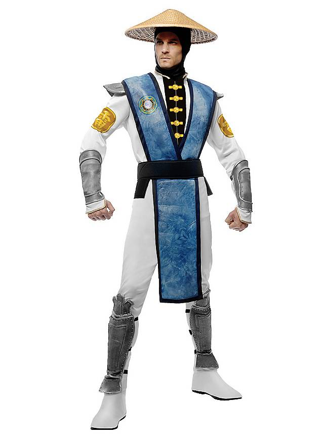 Mortal Kombat Raiden Costume Maskworld Com