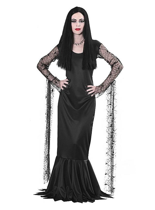 Morticia Addams Kostüm