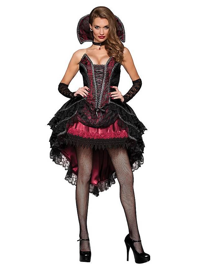 moulin rouge vampiress costume