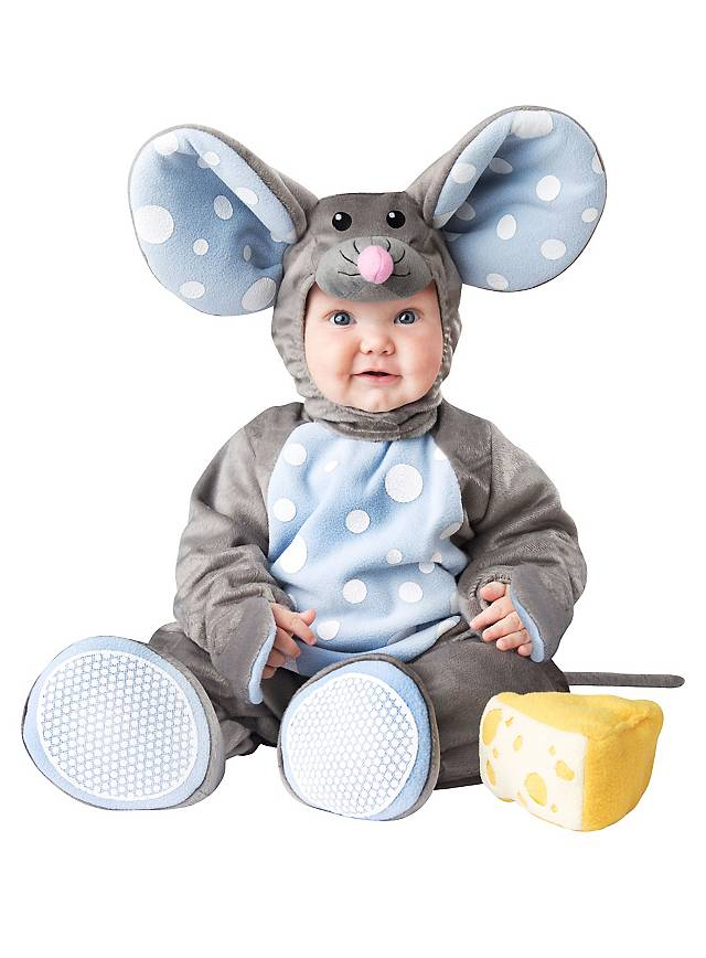 Mouse baby costume
