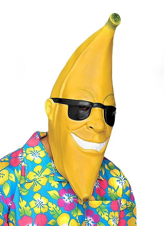 Mr. Banane Maske