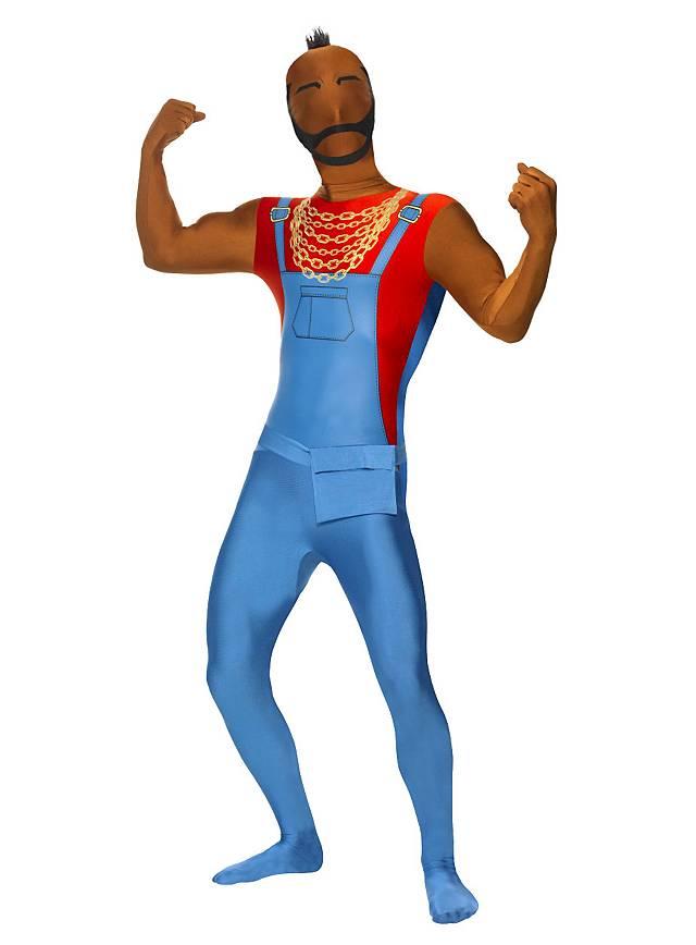 Mr. T Kostüm für die Mottoparty