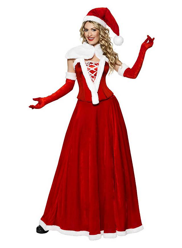 Ms. Christmas Dream Costume for Ladies