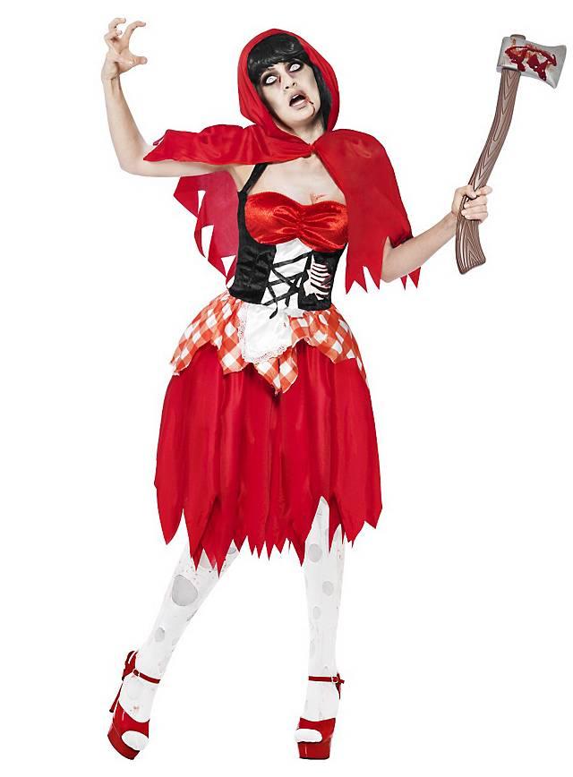 Zombie Rotkappchen Kostum Kaufen Auf Ricardo Ch