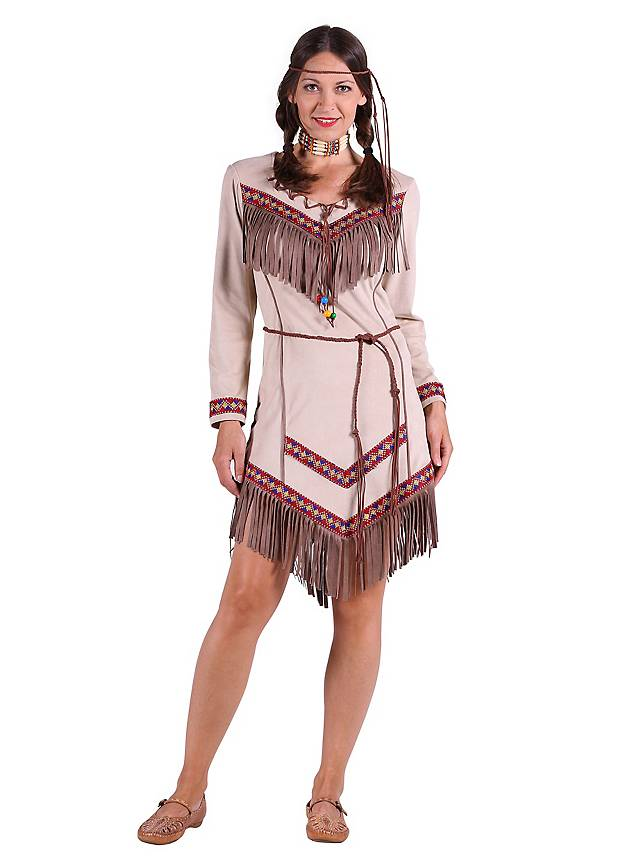 Navajo Indianerin Kostüm