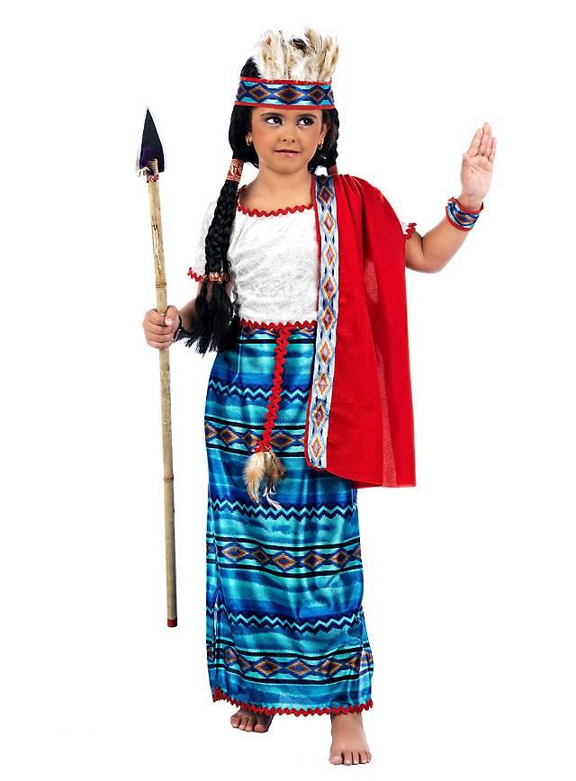 Navajo Princess Kids Costume  sc 1 st  Maskworld & Navajo Princess Kids Costume - maskworld.com
