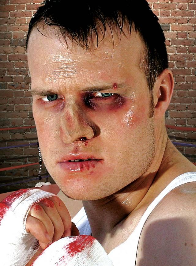Nez de boxeur Nez de personnage haut de gamme en latex