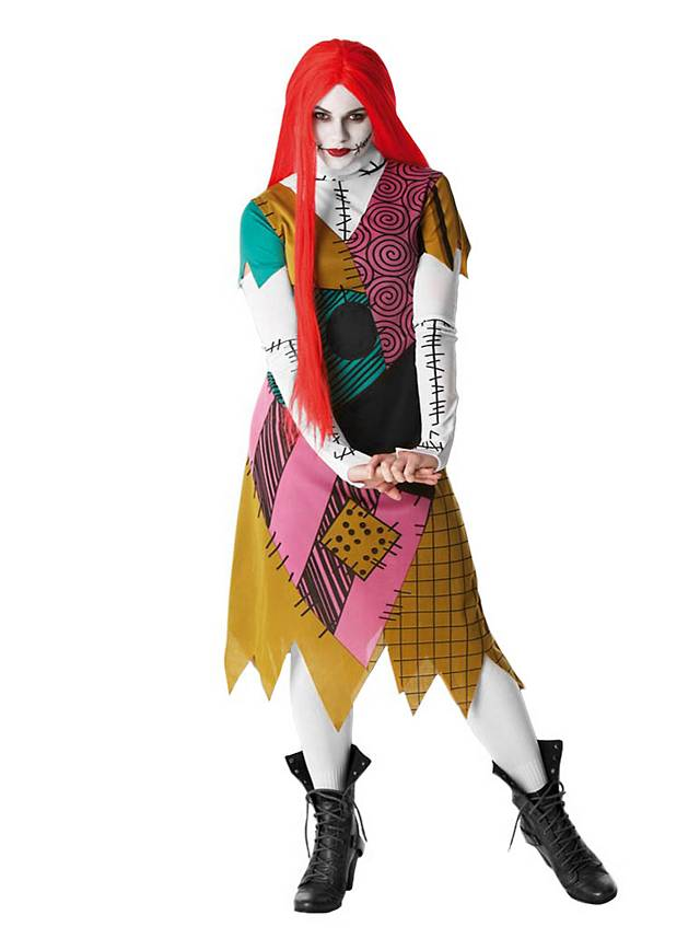 Nightmare Before Christmas Sally Costume  sc 1 st  Maskworld & Nightmare Before Christmas Sally Costume - maskworld.com