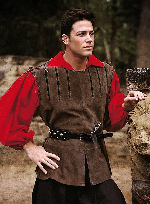 Nobleman's Leather Jerkin