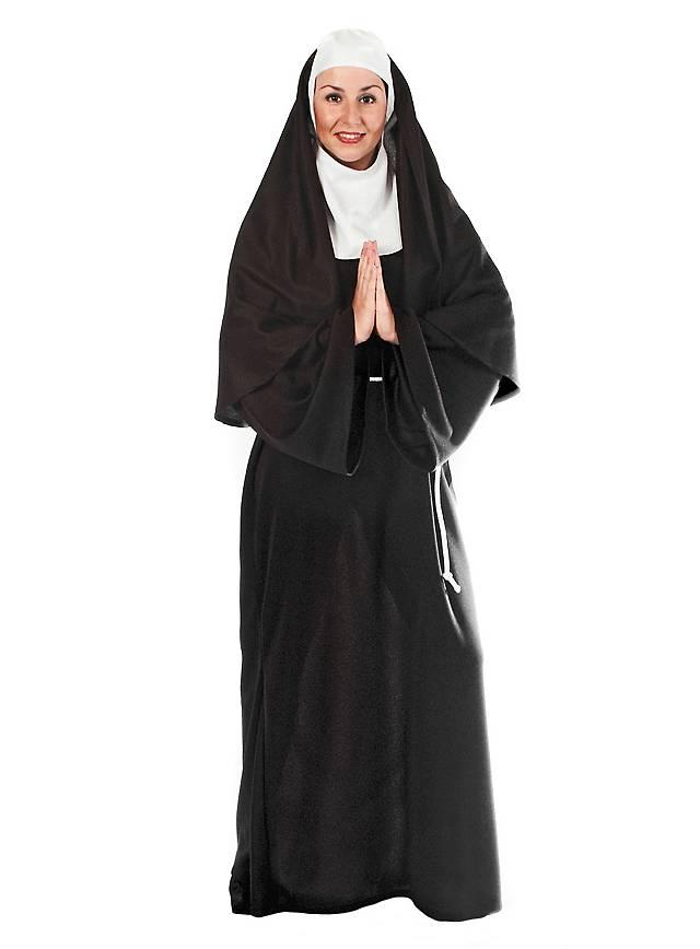 Nonne Kostüm