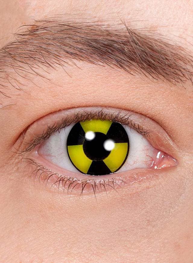 Nucléaire Lentilles de contact