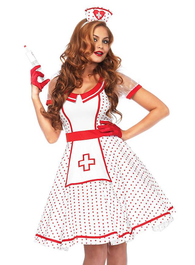 Nurse lady's costume