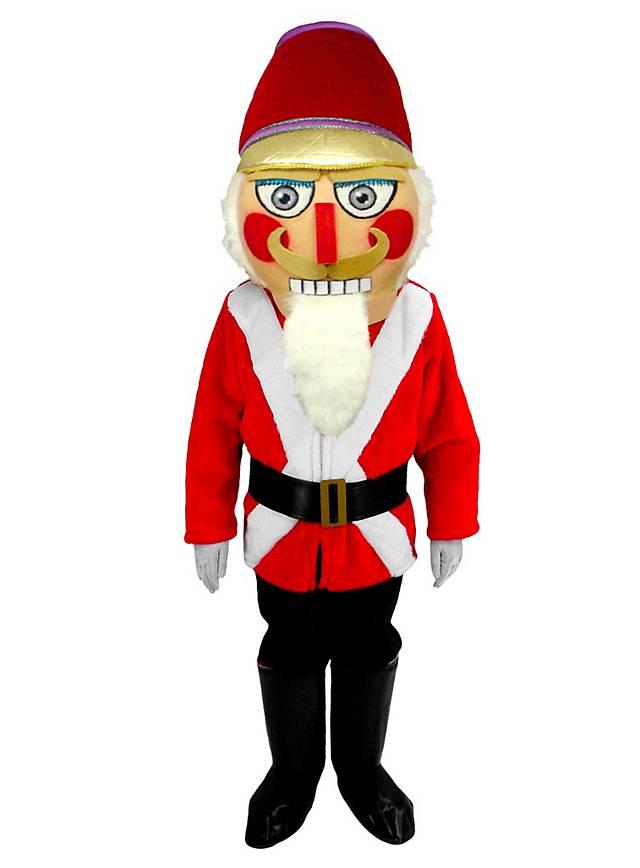 Nutcracker Mascot
