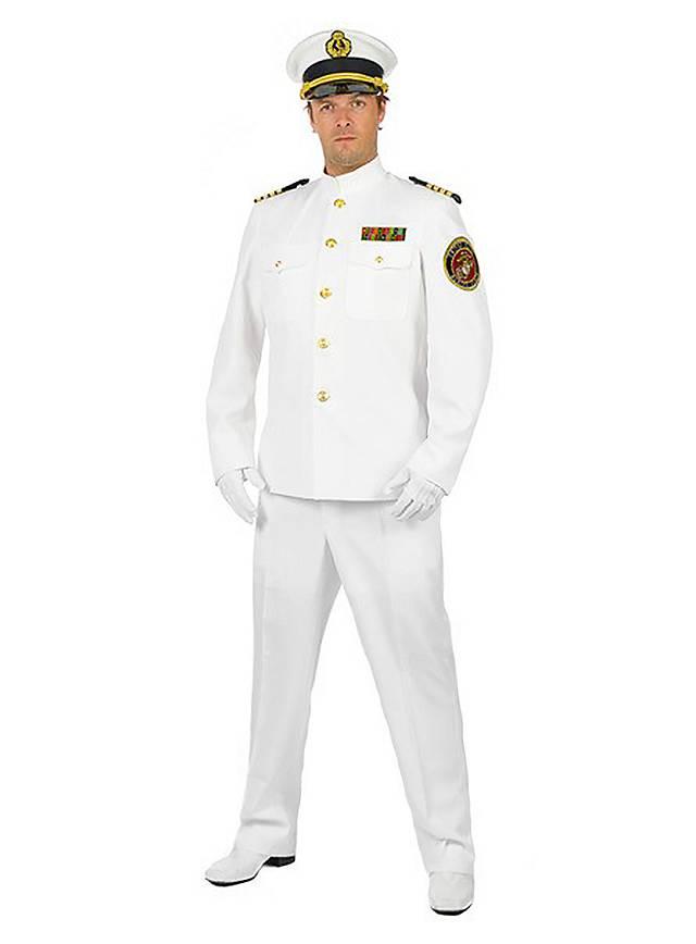 Officier de la marine Déguisement