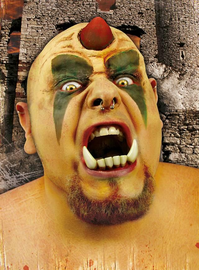 Ogre Forehead