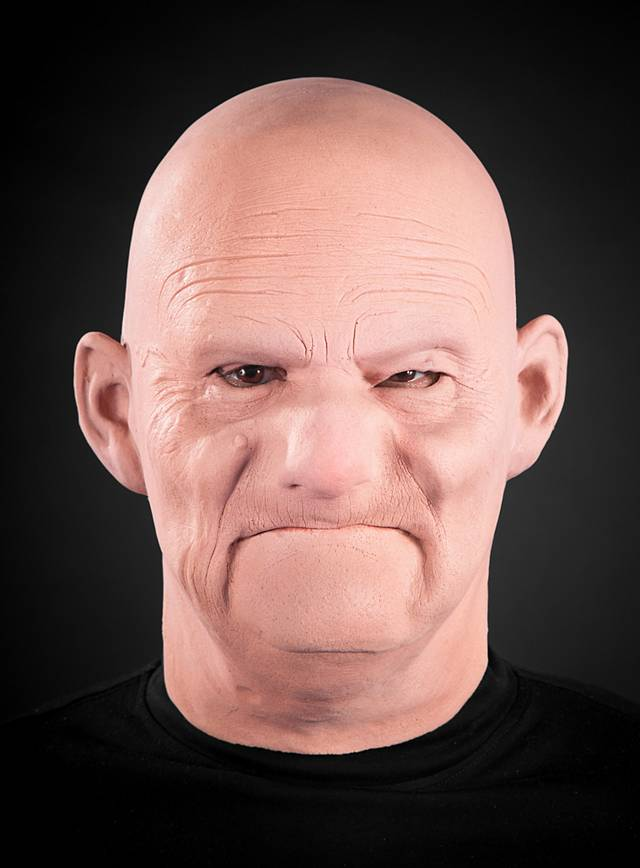 Old Chap Foam Latex Mask Maskworld Com